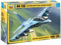 Сборная модель Zvezda Trainer Aircraft YAK-130 (1:72)
