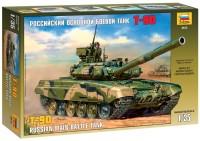 Сборная модель Zvezda T-90 (1:35)