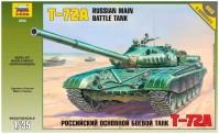 Сборная модель Zvezda T-72A (1:35)