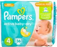 Фото - Подгузники Pampers Active Baby-Dry 4 / 36 pcs