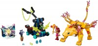 Фото - Конструктор Lego Azari and The Fire Lion Capture 41192
