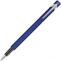 Ручка Caran dAche 849 Metal Blue