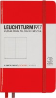Блокнот Leuchtturm1917 Dots Notebook Pocket Red