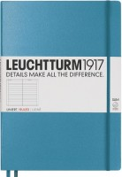 Блокнот Leuchtturm1917 Ruled Master Slim Nordic Blue