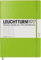 Блокнот Leuchtturm1917 Ruled Master Slim Lime