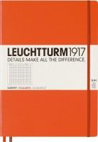 Блокнот Leuchtturm1917 Squared Master Slim Orange