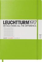 Блокнот Leuchtturm1917 Squared Master Slim Lime