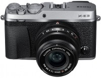 Фото - Фотоаппарат Fuji FinePix X-E3 kit 23