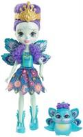 Кукла Enchantimals Patter Peacock DYC76
