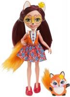 Кукла Enchantimals Felicity Fox DVH89
