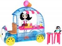Кукла Enchantimals Preena Penguin Wheel Frozen Treats FKY58