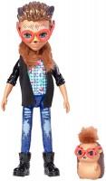 Кукла Enchantimals Hixby Hedgehog FJJ22