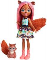 Кукла Enchantimals Sancha Squirrel FMT61