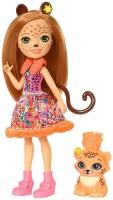 Кукла Enchantimals Cherish Cheetah FJJ20