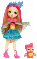 Кукла Enchantimals Peeki Parrot FJJ21