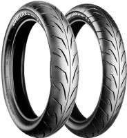 Фото - Мотошина Bridgestone Battlax BT-39SS 80/90 -17 44S