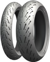 Фото - Мотошина Michelin Pilot Road 5 120/70 ZR17 58W