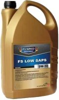 Моторное масло Aveno FS Low SAPS 5W-30 4L