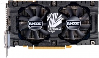 Фото - Видеокарта Inno3D GeForce GTX 1070 N1070-4SDV-P5DS