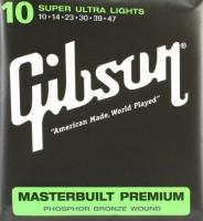 Фото - Струны Gibson SAG-MB10