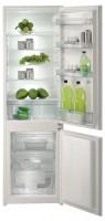 Встраиваемый холодильник Gorenje RCI 4181 AWV