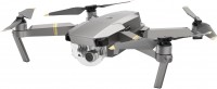 Квадрокоптер (дрон) DJI Mavic Pro Platinum Fly More Combo