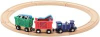 Автотрек / железная дорога Melissa&Doug Farm Animal Train Set