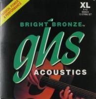 Струны GHS Bright Bronze 12-String 9-42
