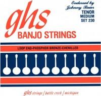 Струны GHS Banjo Strings Johnny Baier 11-30