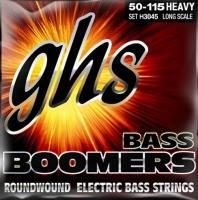 Струны GHS Bass Boomers 50-115