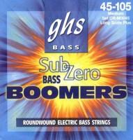 Струны GHS Sub-Zero Bass Boomers 45-105