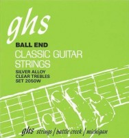 Фото - Струны GHS Ball End Regular Classics 28-43