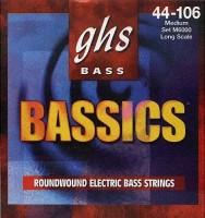 Фото - Струны GHS Bass Bassics 44-106