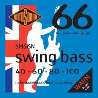 Струны Rotosound Swing Bass 66 Nickel 40-100