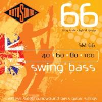 Струны Rotosound Swing Bass 66 40-100