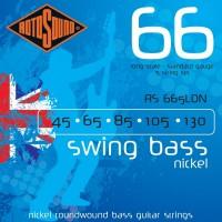 Фото - Струны Rotosound Swing Bass 66 5-String Nickel 45-130