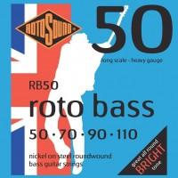 Струны Rotosound Rotobass 50-110