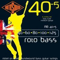 Струны Rotosound Rotobass 5-String 40-125