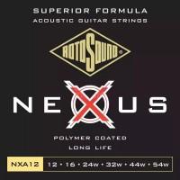 Струны Rotosound Nexus Acoustic 12-54