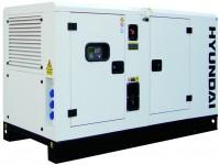 Электрогенератор Hyundai DHY18KSEm ATS