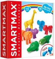 Фото - Конструктор Smartmax My First Safari Animals SMX 220