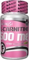 Сжигатель жира BioTech L-Carnitine 500 mg 60 tab