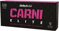 Сжигатель жира BioTech Carni Elite 120 cap