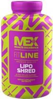 Сжигатель жира MEX Lipo Shred 120 tab