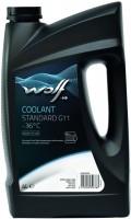 Охлаждающая жидкость WOLF Coolant Standard G11 4L