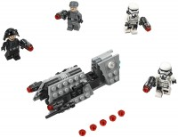 Фото - Конструктор Lego Imperial Patrol Battle Pack 75207