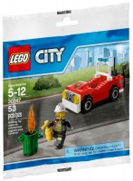 Фото - Конструктор Lego Fire Car 30347