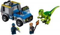 Фото - Конструктор Lego Raptor Rescue Truck 10757