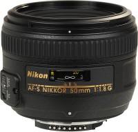 Фото - Объектив Nikon 50mm f/1.8G AF-S Nikkor