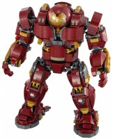 Фото - Конструктор Lego The Hulkbuster Ultron Edition 76105